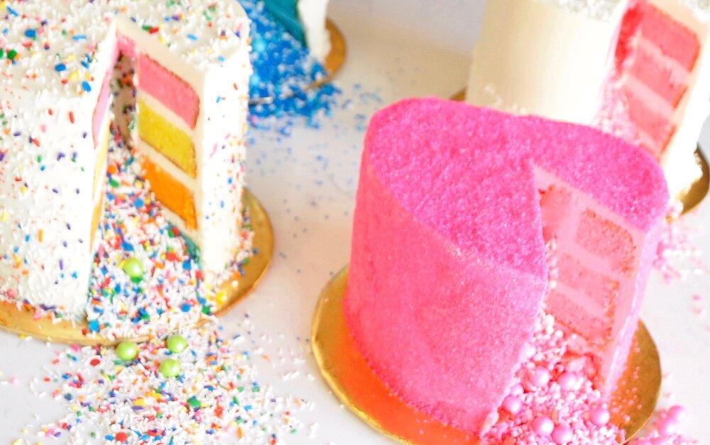 Vanilla Bake Shop - Welcome