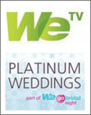 VBS on WE TV Platinum Weddings
