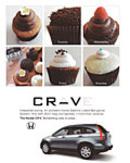Honda CR-V Ad