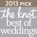 2013 The Knot - 'Best of Weddings'