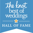 The Knot 'Best of Weddings' Hall of Fame