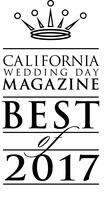 California Wedding Day