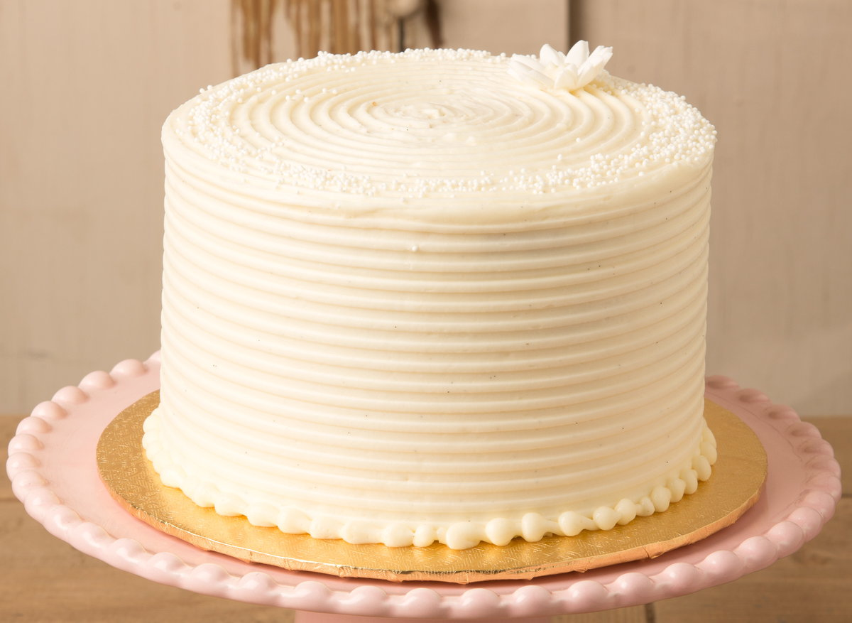 Vanilla Bake Shop Vanilla Bean Cake