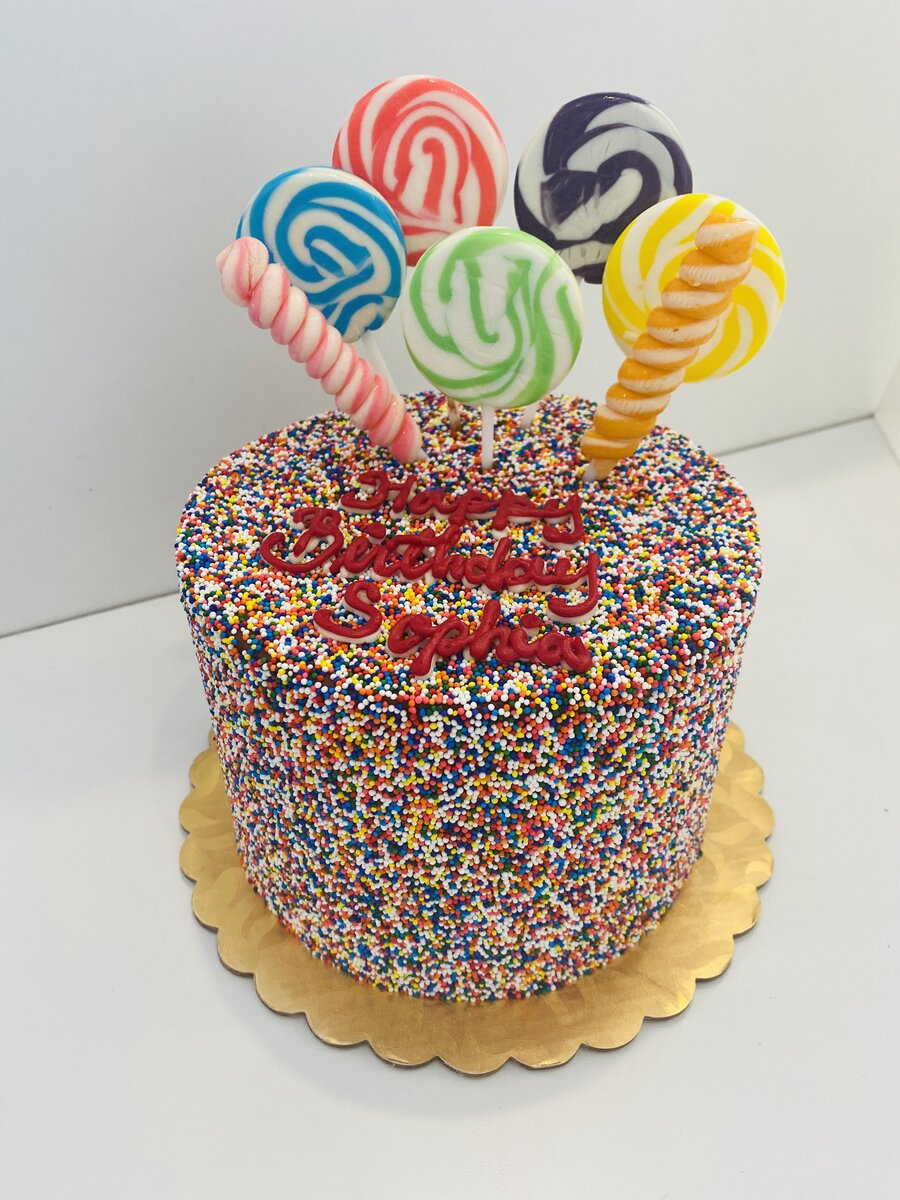 Inspired By Dylans Candy Store In NYC This Is The CUTEST Cake Colorful And Fun For All Ages