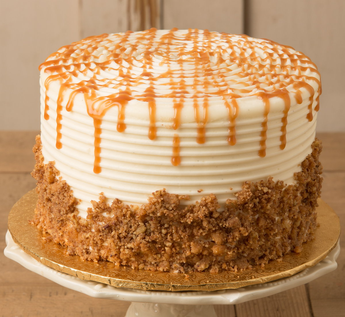 Brown Butter Carrot Cake