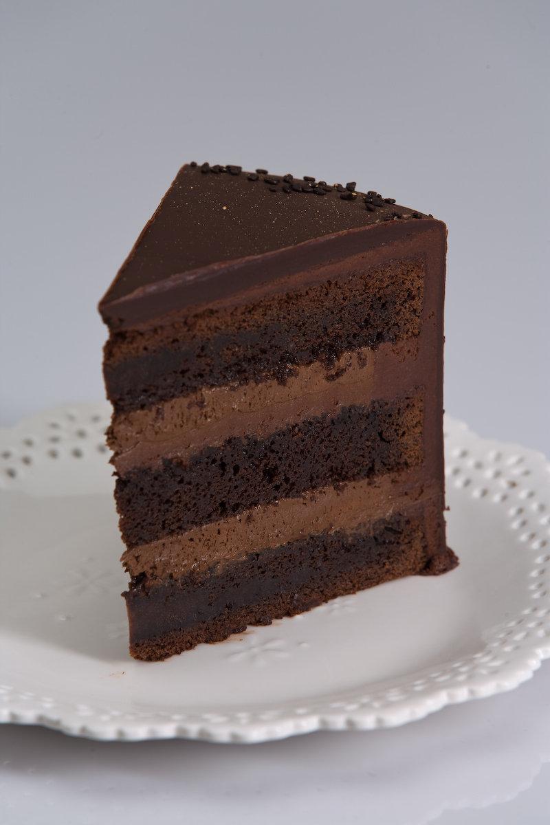 Vanilla Bake Shop - Chocolate Truffle
