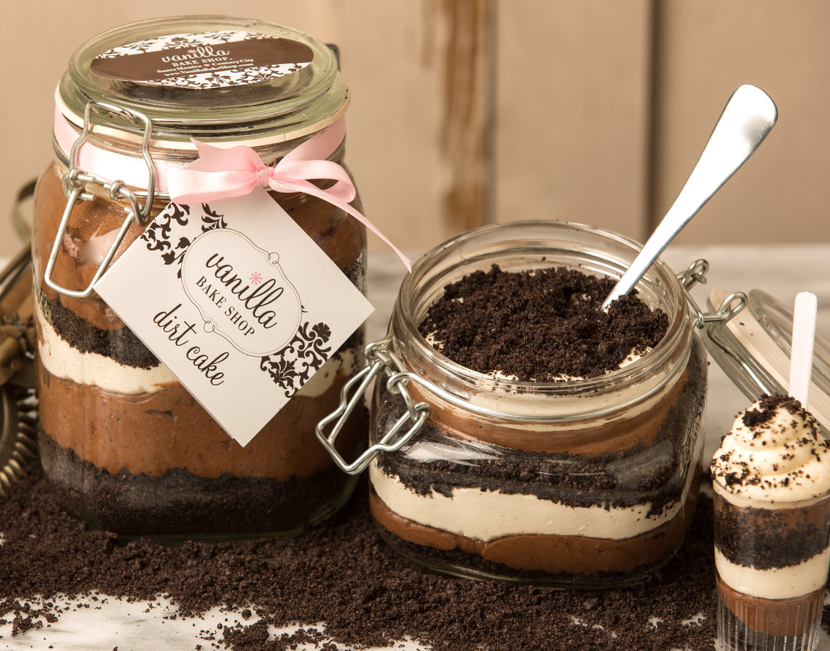 Vanilla Bake Shop - Dirt Cake Icebox Dessert